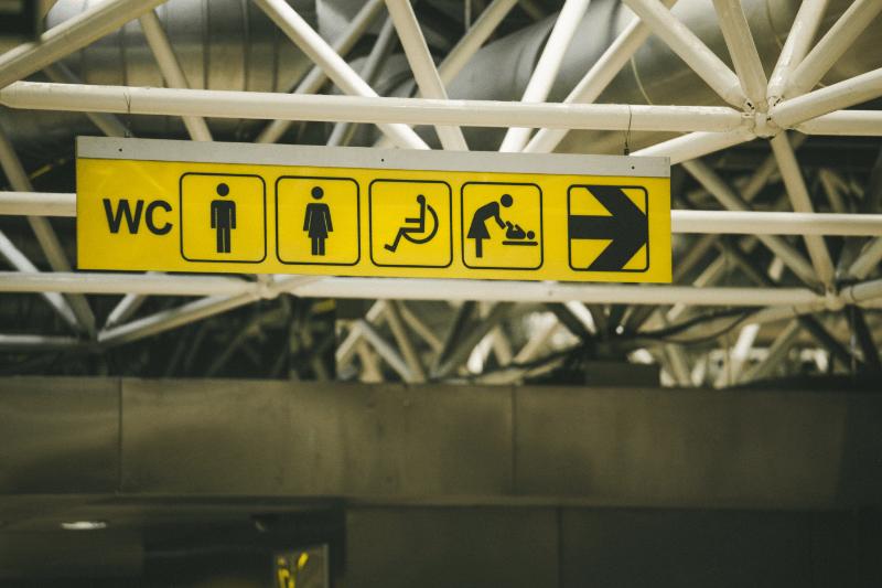 Signs Oklahoma Bath Pros - Commercial bathroom signs