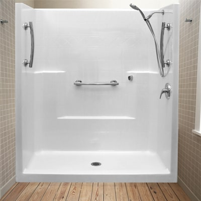 Walk in showers oklahoma bath pros for Does medicare cover bathroom equipment